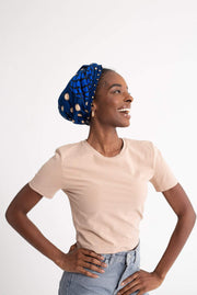 Issa Wax Twist Turban
