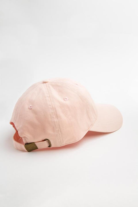 grace eleyae pink baseball hat