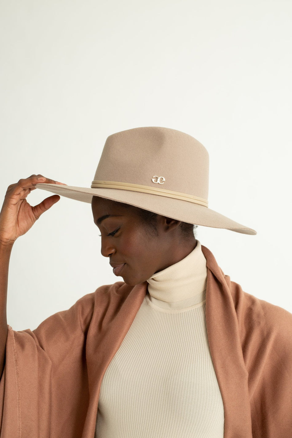 Magnolia Wide Brim Hat