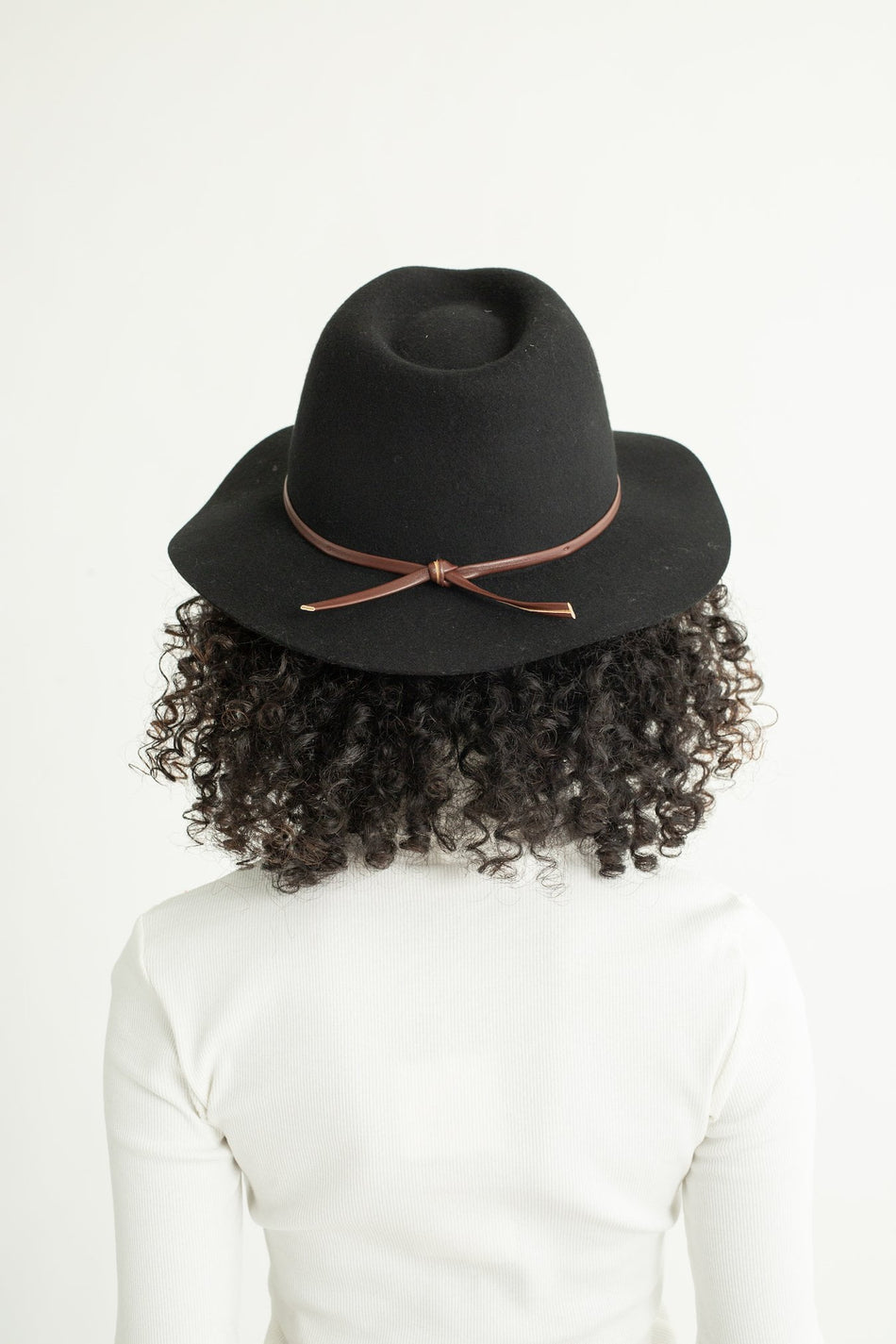 Cedar Short Brim Hat