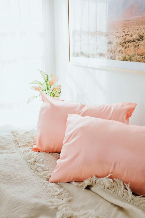 Blush | Satin Pillowcase