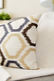 Diamond Throw Pillowcase