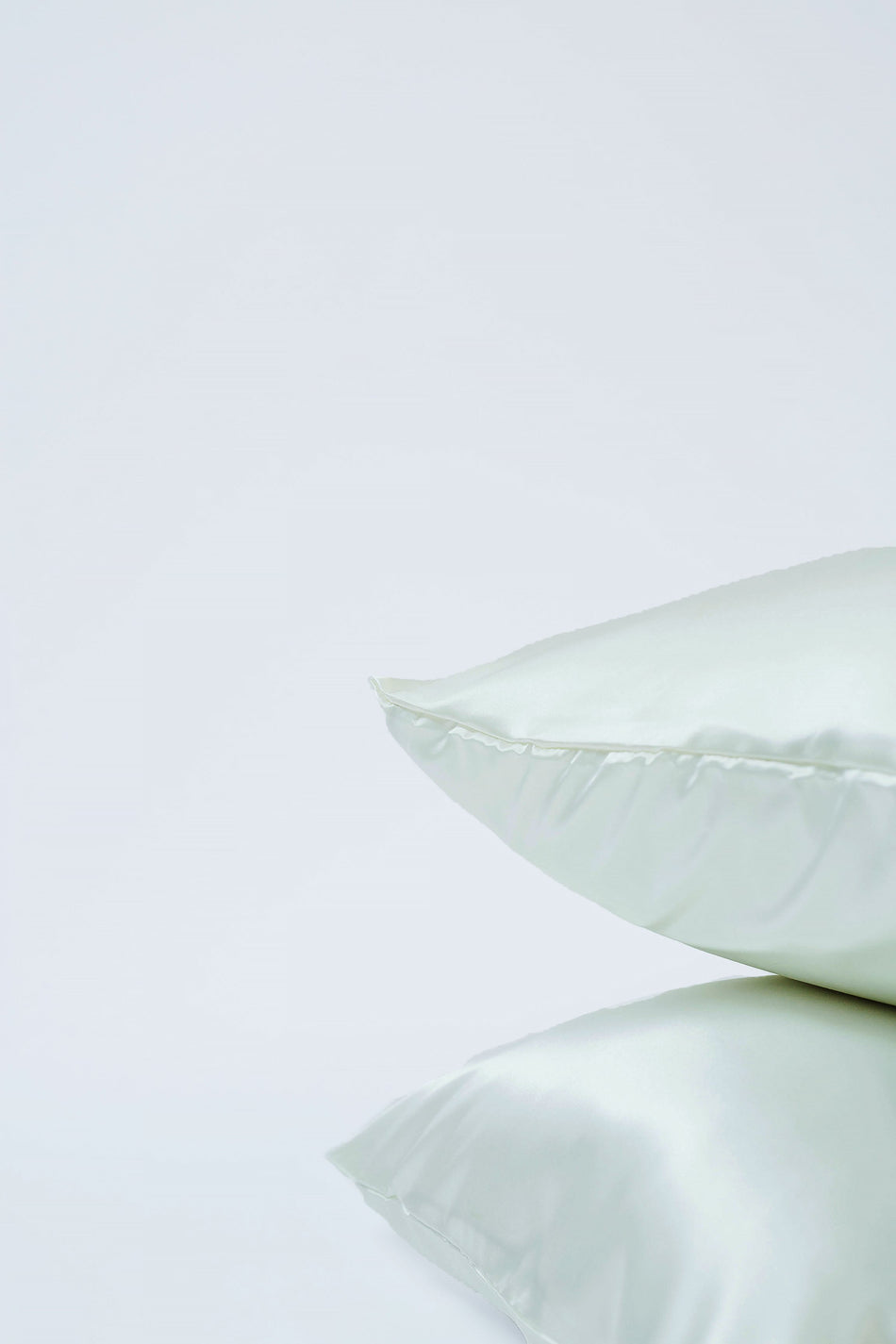 Ivory | Silk Pillowcase