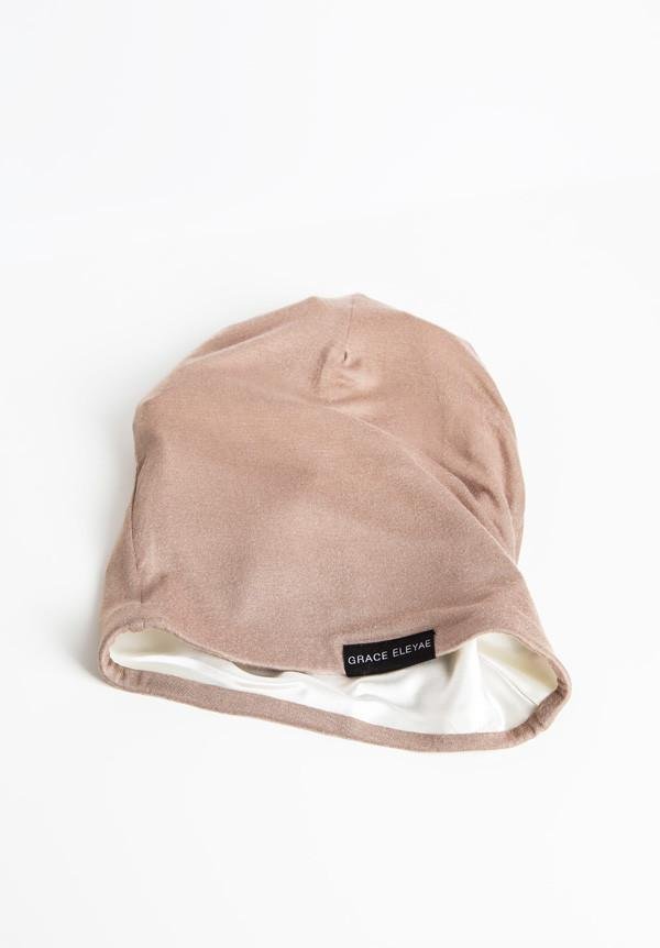 Grace Eleyae Slaps Walnut Slap | Satin Lined Cap