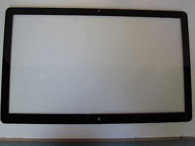 "Apple A1316 A1407 27"" LCD Glass Panel for Thunderbolt Display 922-9919"