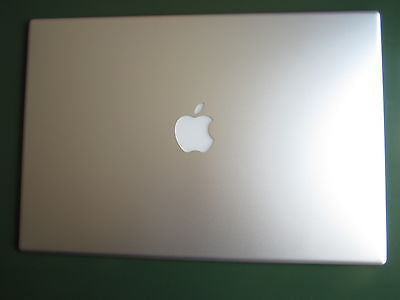 "NEW Apple MacBook Pro 15"" A1211 A1150 LCD Back Cover Lid 603-7751-H FAPW1005010"