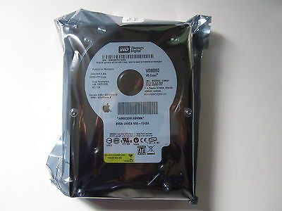 "NEW 655-1243A Genuine Apple WD800BD-40MRA1 DCM DSCHNTJCH 3.5"" 80GB Hard Drive"
