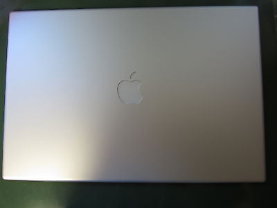 "NEW Genuine Apple MacBook Pro 17"" A1229 LCD Back Cover Lid 607-0703"