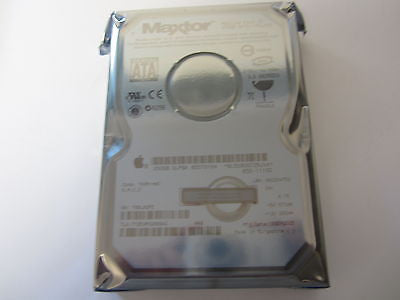 "NEW SEALED 655-1110C Apple 250GB 3.5"" Maxtor 7200 RPM SATA Hard Drive"