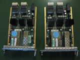 AS-IS Lot of 2 Cisco 6 Port Expansion Module 71-11688-02 68-3192-02
