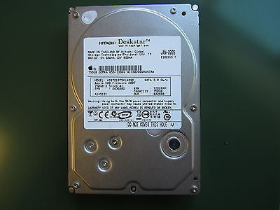 "655-1394D Apple Logo 750GB 7200RPM SATA-300 32MB Cache 3.5"" Hard Drive"