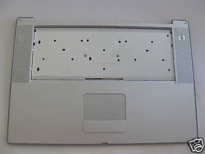 "Apple 15"" PowerBook G4 Top Case w/Trackpad 620-3030-06"
