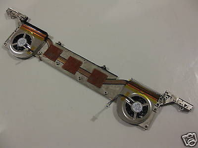 "NEW Apple 17"" PowerBook G4 1.67GHz A1139  Heatsink Fans"