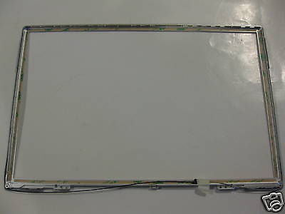 "NEW 17"" Powerbook G4 LCD display front bezel"