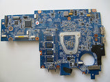 595184-001 Defective HP AMD Motherboard /w CPU -  AS-IS For Parts or Repair