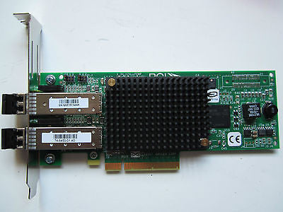 NEW Cisco N2XX-AEPCI05 V01 Emulex LPE 12002 Network Adapter with Heat Sink