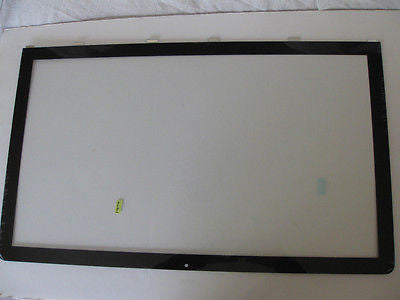 "Apple iMac 27"" Front Glass Cover Panel 810-3557"