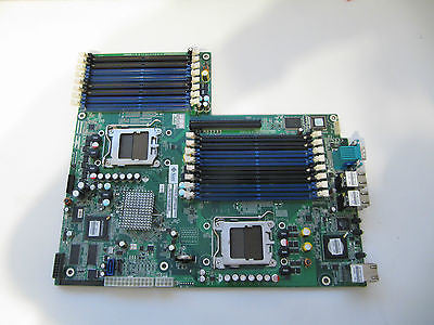 Genuine Sun Fire X2200 M2 Mother Board without CPU 371-3461-01 371-3461