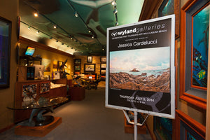 Wyland Gallery Exhibition