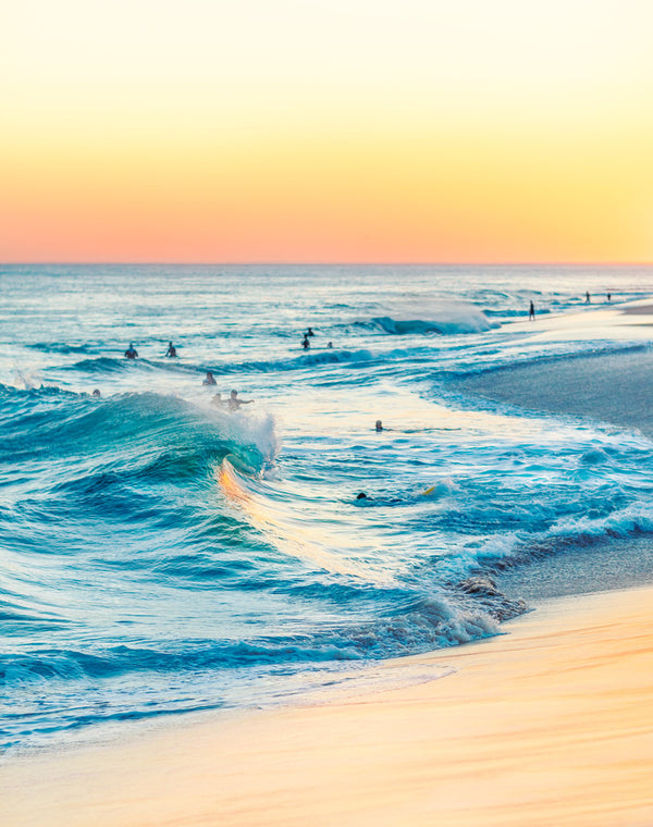Newport Beach Surf Photograph