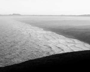 Point Reyes National Seashore Photograph, Sunrise over Great Beach