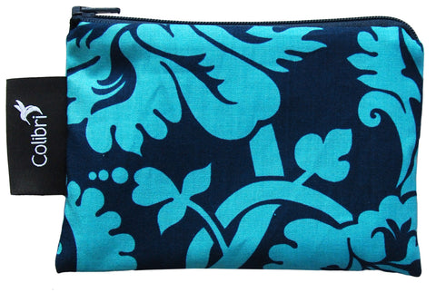Colibri - Small Snack Bag Azure (blue-black)