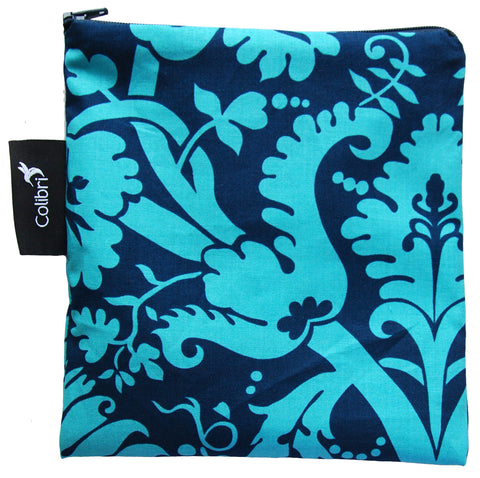 Colibri - Large Snack Bag Azure (blue-black)