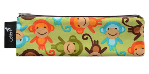 Colibri - Wide Snack Bag Monkey
