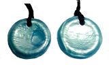 Factory Seconds - Disc Pendant: Splash