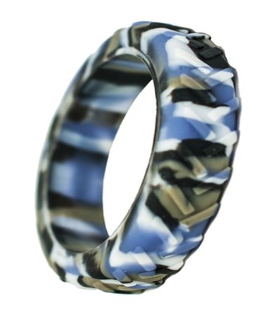 Tread Bangle - Camo