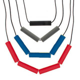 Chew Jewelry - Chubes Necklace Rocket Chewigem Canada
