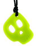 Skull Pendant - Chuck (Glow-in-the-Dark)