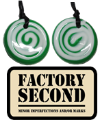 Factory Seconds - Disc Pendant: Goblin