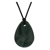 Raindrop Pendant - Jungle