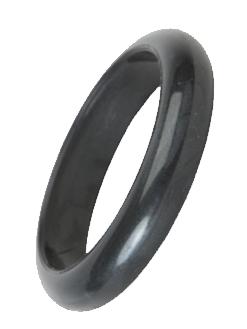 Bubba Bangle - Infinity (Matte Black)