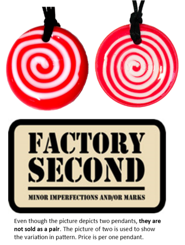 Factory Seconds - Disc Pendant: Jammin'