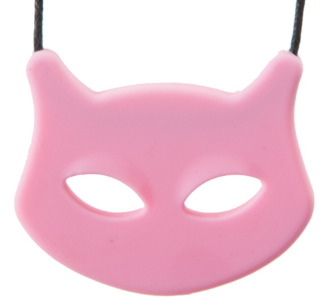 Cat Pendant & Twister Combo - Mew Chew