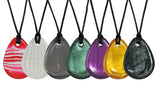 Chew Jewelry - Raindrop Pendants Jungle Chewigem Canada