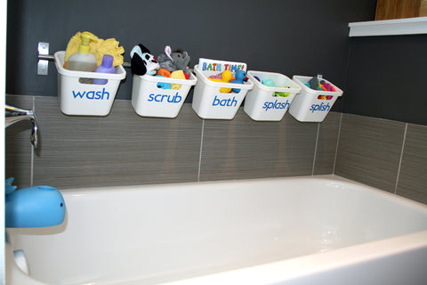 Ikea Bath Tub Hack