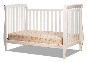 AFG Naomi 4-in-1 Baby Crib with Guardrail - 009 -  AFG Furniture International All Cribs - Nurzery.com - 2