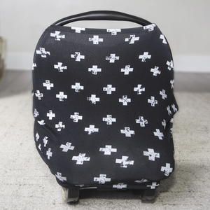 Carseat Canopy - Ethan Stretch Canopy