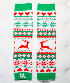 Baby Leggings - Christmas Sweater