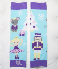 Baby Leggings - Nutcracker