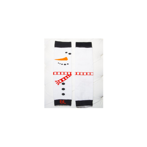Baby Leggings - Snowman