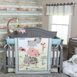 Trend Lab® - Baby Barnyard Musical Mobile