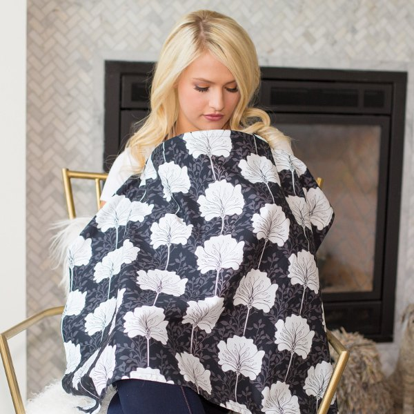 Udder Covers - Nursing Cover - Lily