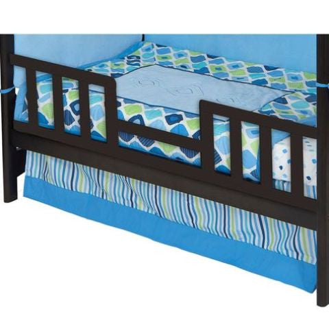 Child Craft Toddler Guard Rail for Convertible Crib (Bradford) F09514 - Rich Java Child Craft Nursery Accessories - Nurzery.com - 1