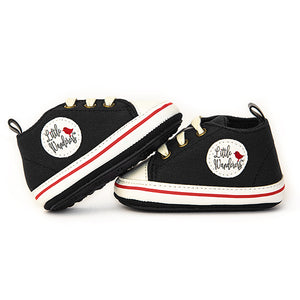 Little Wanderers - Canvas Baby Sneakers