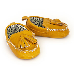 Little Wanderers - Slip-on Penny Loafer Baby Shoes