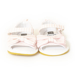 Little Wanderers - Bowknots Baby Sandals